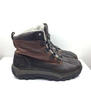 Men's Timberland waterproof boots